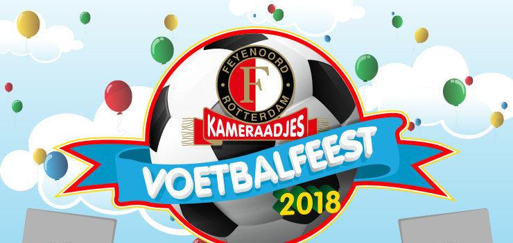 Kameraadjes Voetbalfeest 2018