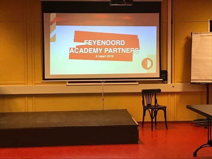 Academy Partners maken kennis met HJO Stanley Brard