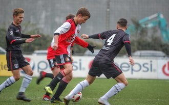 Samenvatting Feyenoord O17-NEC/FC Oss O17