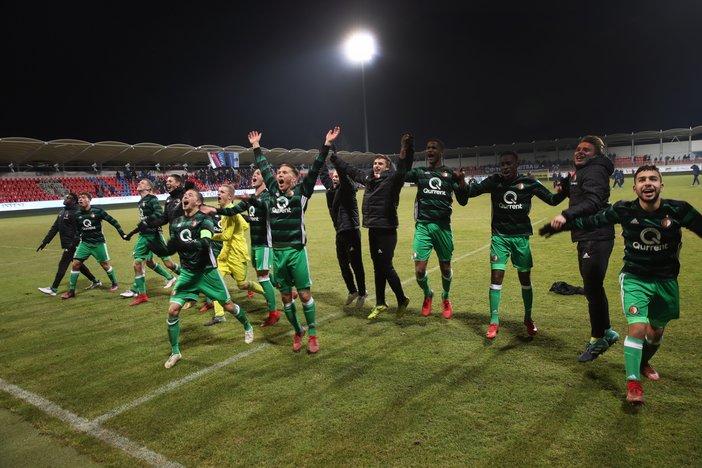 Feyenoord Onder 19 treft Chelsea in achtste finale UEFA Youth League