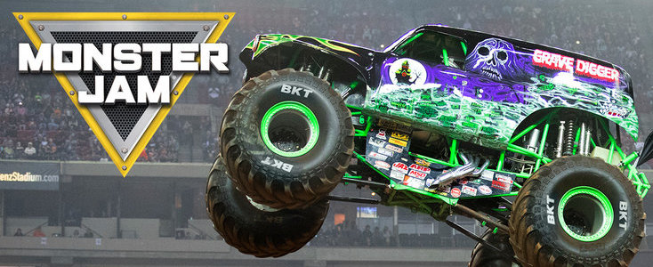 Winactie Monster Jam