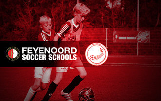 UITGELICHT: Feyenoord Soccer Camp bij v.v. Hellevoetsluis