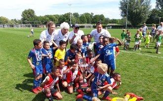 Feyenoord 08 winnaar 5e editie Academy Partner Toernooi