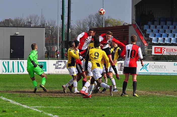 Samenvatting Feyenoord O17-Vitesse O17