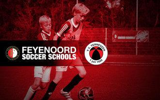 UITGELICHT: Feyenoord Soccer Camp bij v.v. Terneuzen