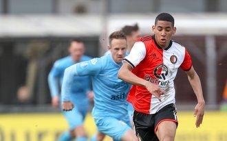 Jong Feyenoord pakt punt in extremis