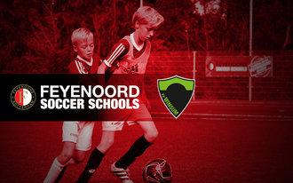 UITGELICHT: Feyenoord Soccer Camp bij v.v. Winsum