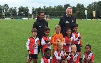 Laatste activiteiten Feyenoord Academy teams seizoen 2018-2019