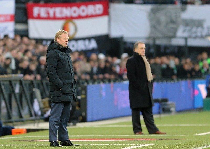 RKC Waalwijk - Feyenoord 24 nov 2013
