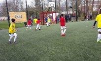 Enthousiasme en sportiviteit tijdens speelronde 7