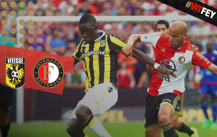 Voorbeschouwing: Vitesse - Feyenoord