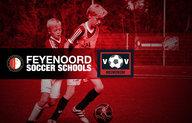 UITGELICHT: Feyenoord Soccer Camp bij v.v. Nieuwerkerk