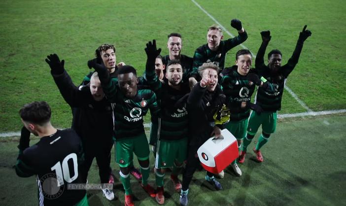 Video: Het Europese avontuur van Feyenoord Onder 19 (7)