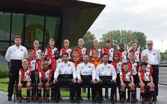 Feyenoord Academy teams actief op toernooien afgelopen weekend