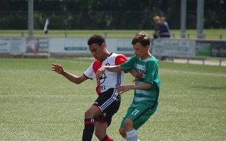Feyenoord Academy teams actief op toernooien dit weekend