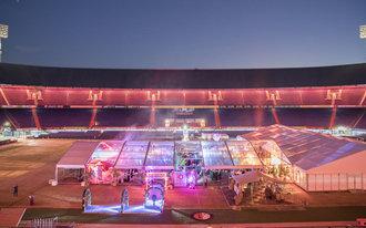 Whitepaper: Gracieus Galadiner als prestigieus stadionevenement