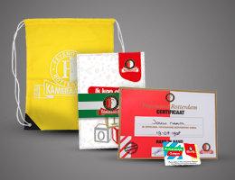 Word lid en ontvang het exclusieve Kameraadjes Welkomstpakket