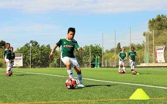 Voetbalkamp in Salou opnieuw groot succes