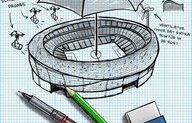 AD schrijft ontwerpwedstrijd uit voor nieuw stadion