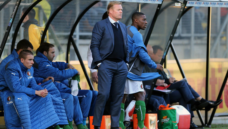 We know what we have to do, says Koeman