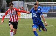 Feyenoord O19 pakt punt in topper tegen PSV