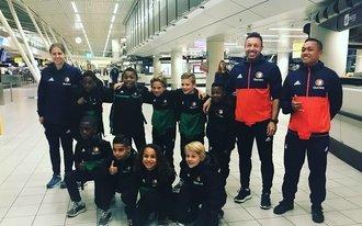 Feyenoord Academy teams actief in Europa dit Pinksterweekend