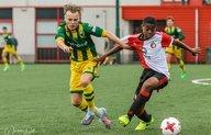 Feyenoord Onder 18 nog puntloos, Onder 17 weer op schot