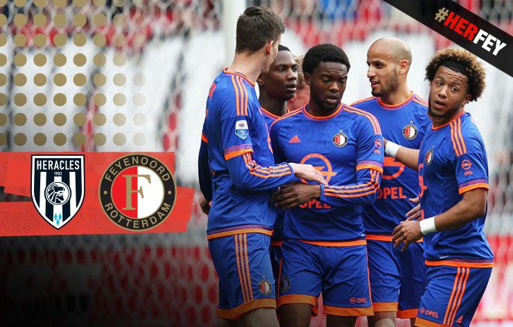Voorbeschouwing: Heracles Almelo - Feyenoord