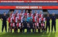 Wedstrijd Feyenoord Onder 14 tegen PSV gaat niet door