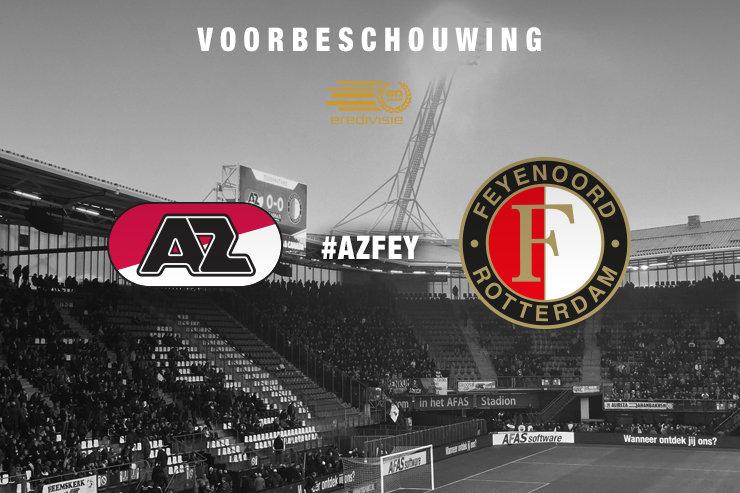 Voorbeschouwing AZ - Feyenoord