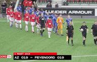 Samenvatting AZ O19-Feyenoord O19