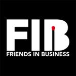 Bladpresentatie Friends in Business