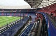 De Kuip klaargestoomd voor Champions League