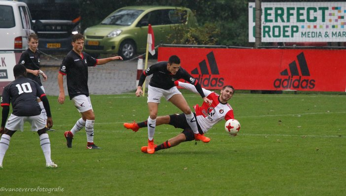 Nabeschouwing Feyenoord O19-NEC/FC Oss O19