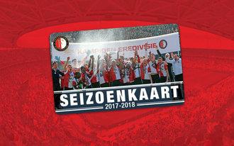 Ontwerp seizoenkaart 2017-2018