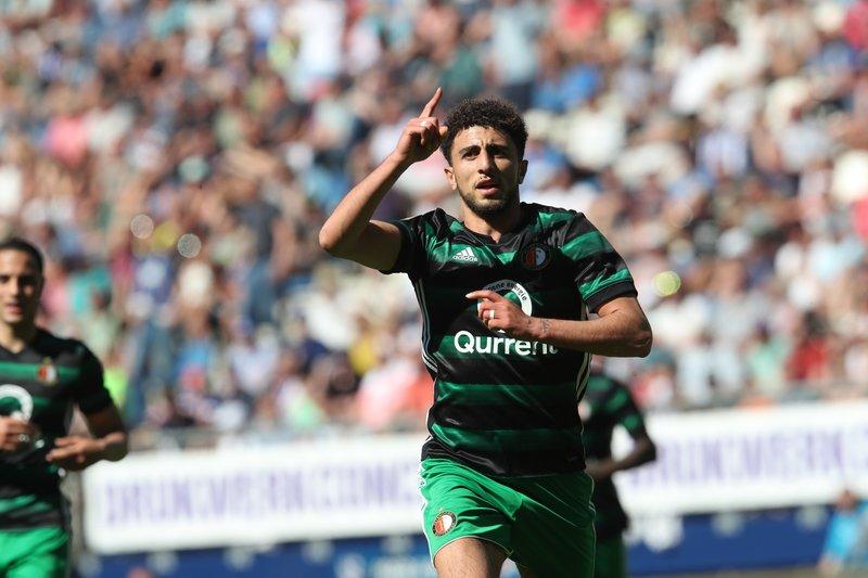 Feyenoord end season with injury-time win