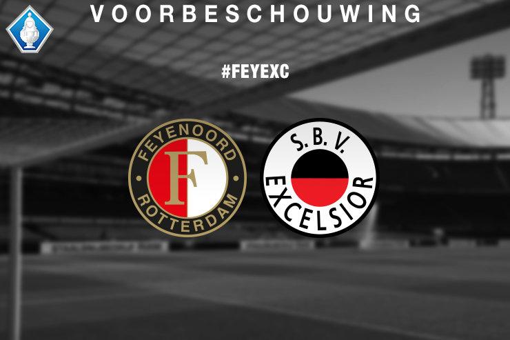 Voorbeschouwing Feyenoord - Excelsior