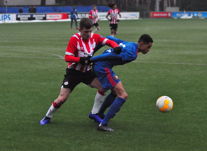 Samenvatting PSV O17-Feyenoord O17