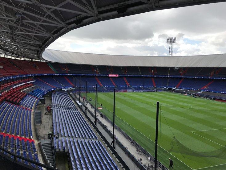 Bezoekersinformatie Feyenoord – Manchester City