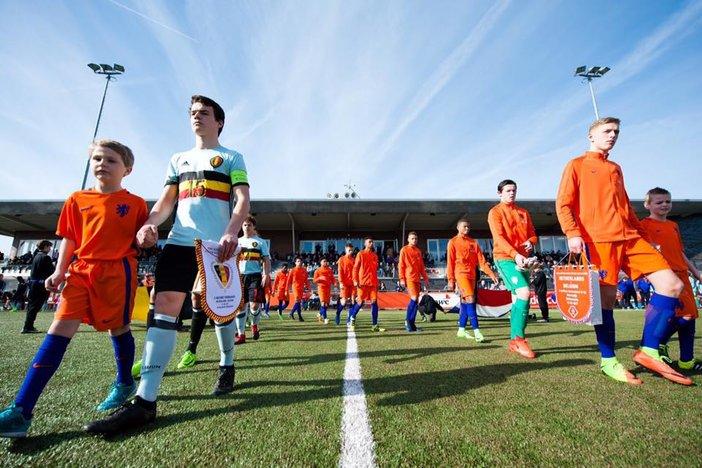Feyenoorders grijpen met Nederland Onder 16 toernooiwinst