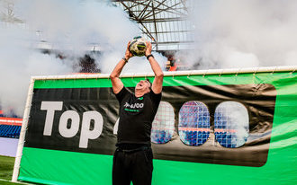 Marco Borsato trapt Top 4000 af in De Kuip
