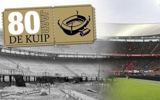 De Kuip viert tachtigste verjaardag en maakt winnaars bekend!