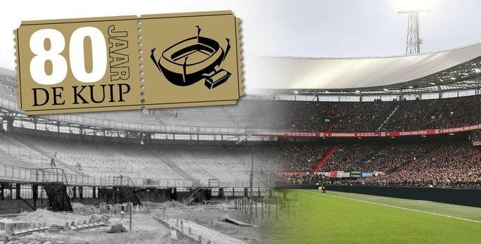 De Kuip viert 80e verjaardag en maakt winnaars bekend!