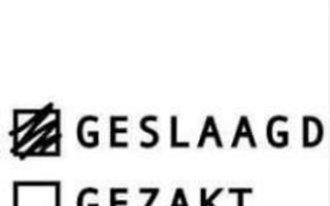 Feyenoord Academy spelers scoren ook op school