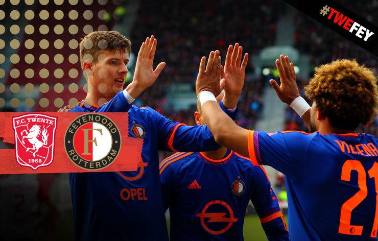 Voorbeschouwing: FC Twente - Feyenoord
