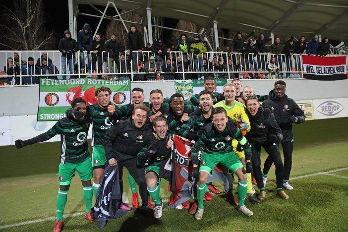 Loting achtste finales UEFA Youth League om 13:00 uur