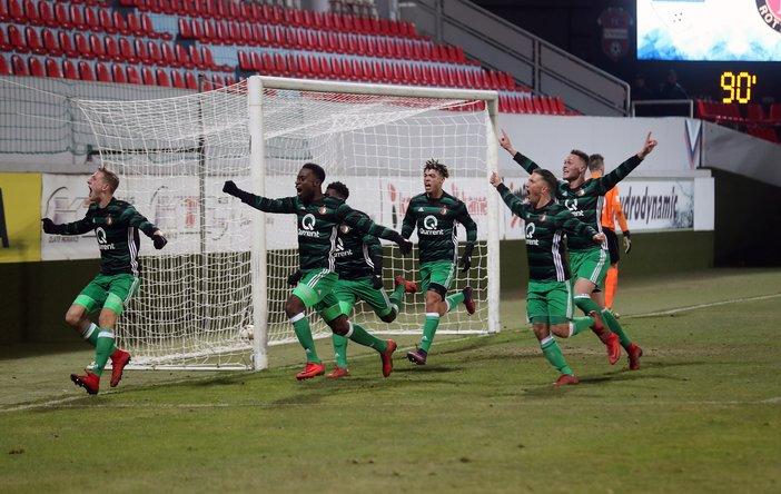 Samenvatting FC Nitra O19 - Feyenoord O19