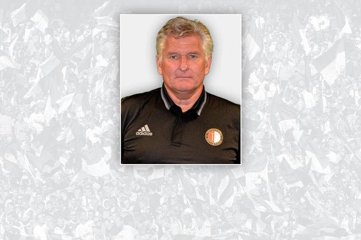 Cor Adriaanse nieuwe trainer Feyenoord Onder 19