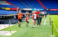 Doe mee aan de Feyenoord Foundation FunRun in De Kuip