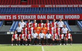 Jong Feyenoord niet langs beloften FC Dordrecht